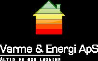 Varme og Energi