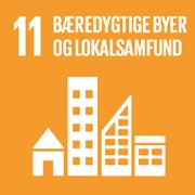 FN Verdensmål nr. 11 - Bæredygtige byer & lokalsamfund