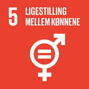 FN Verdensmål nr. 5 - Ligestilling mellem kønnene