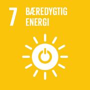 FN Verdensmål nr. 7 - Bæredygtig Energi