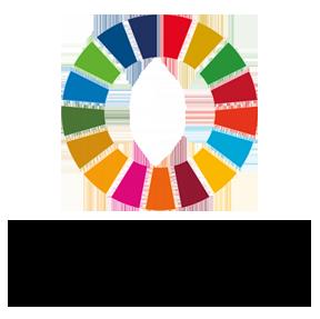 Logo for FN's Verdensmål for bæredygtig udvikling